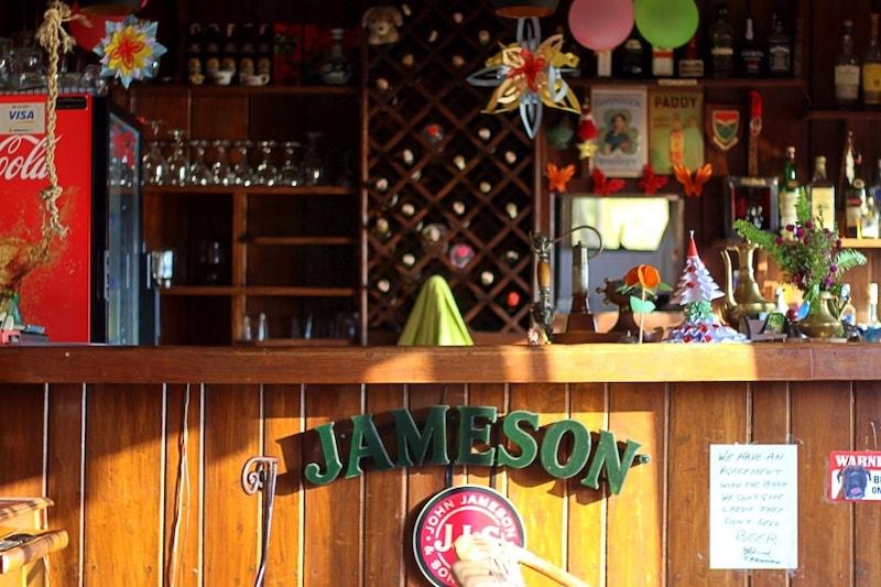 Authentic Irish Pub in Pokhara at The Castle Resort
