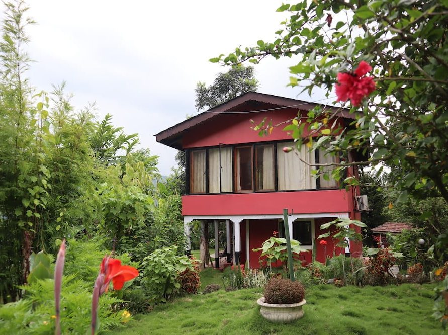 Room Surrounded by Nature The Castle Resort Pokhara