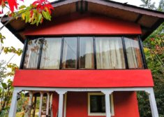 Family Suite with AC and Bathtub in Pokhara