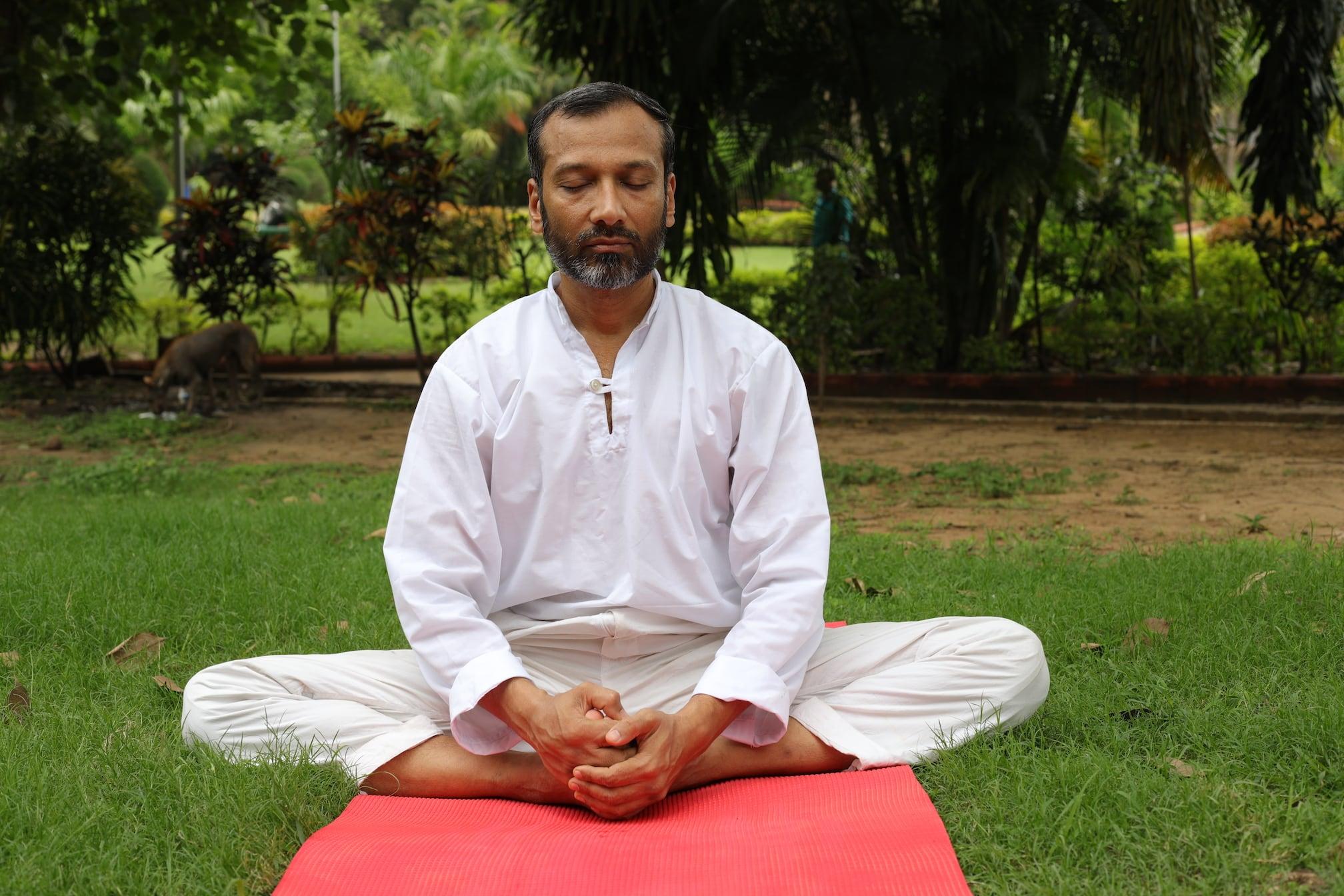 Jayesh Mistry Yoga in Pokhara