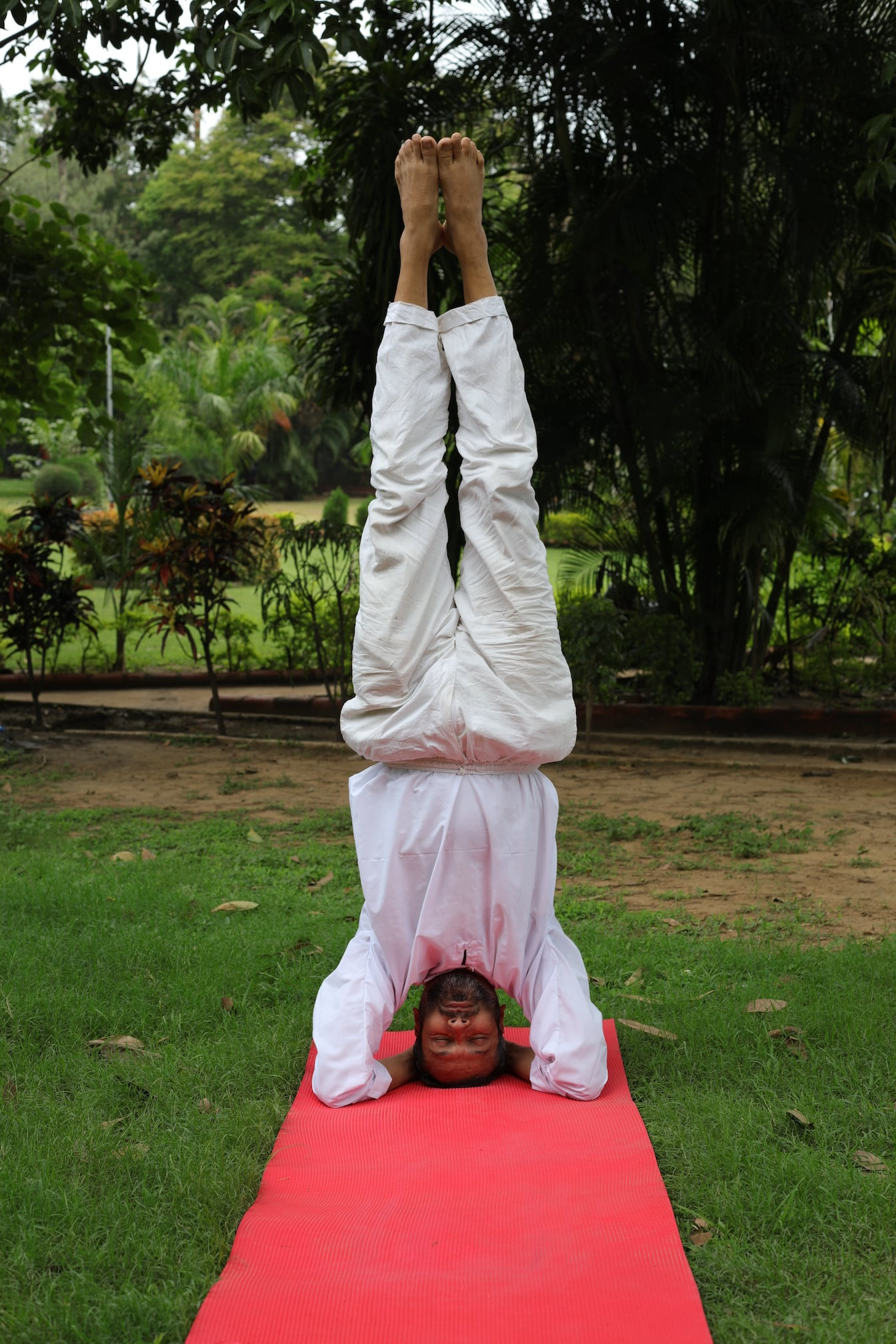 Jayesh Mistry Yoga at The Castle Resort